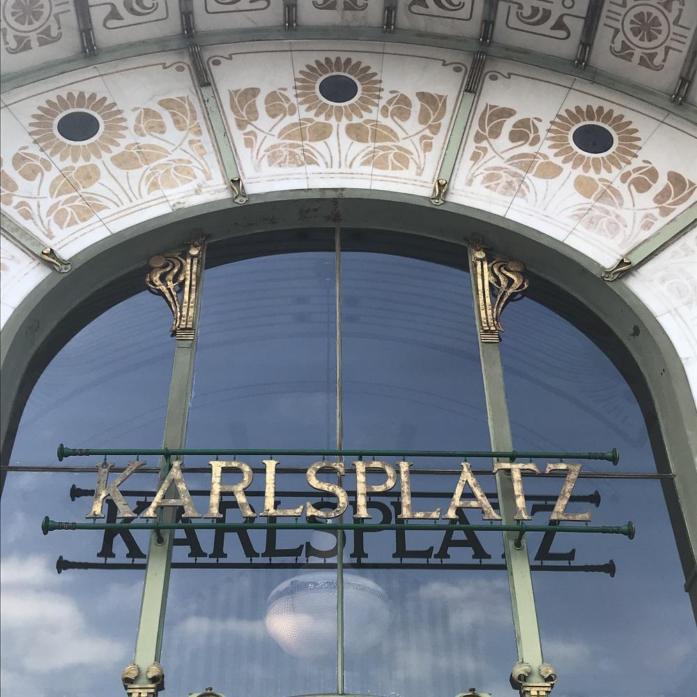 Stadtbahn Karlsplatz Wien Museum