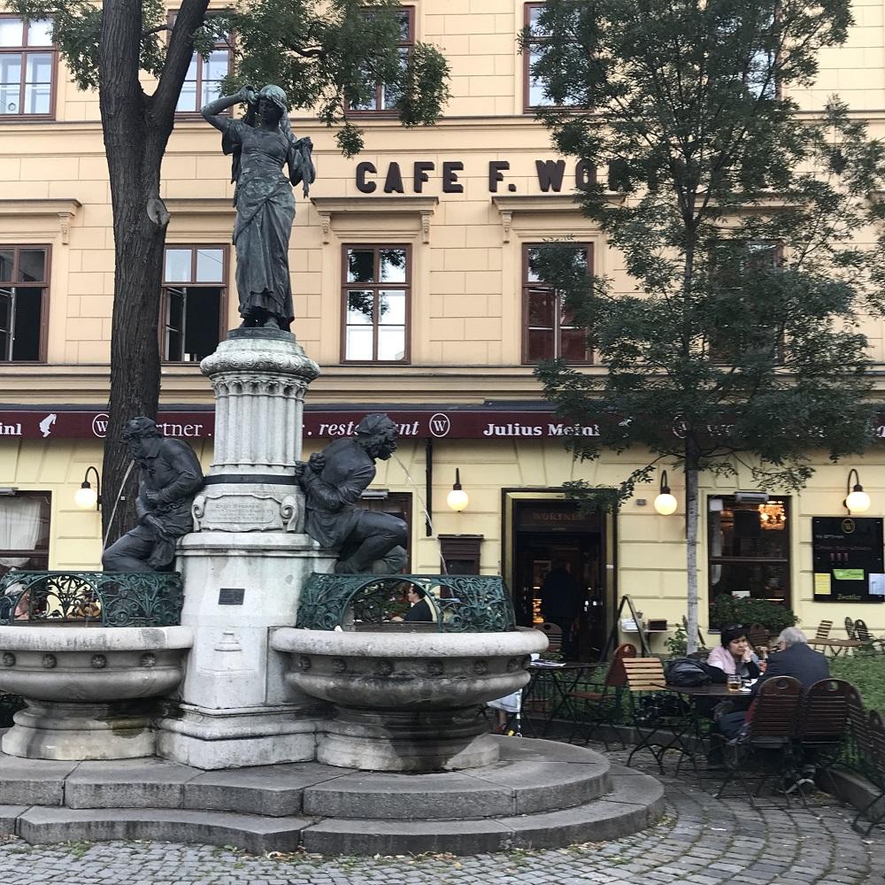 Cafe Wortner Wiedner Hauptstraße
