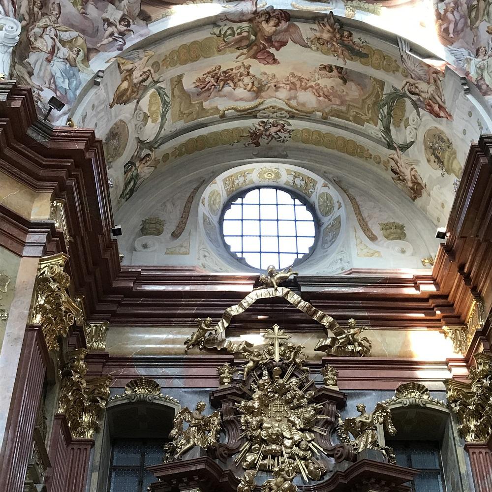 Stiftskirche Melk