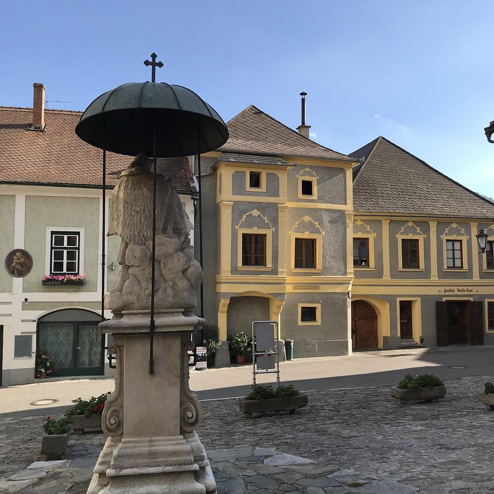 Marktplatz Weißenkirchen