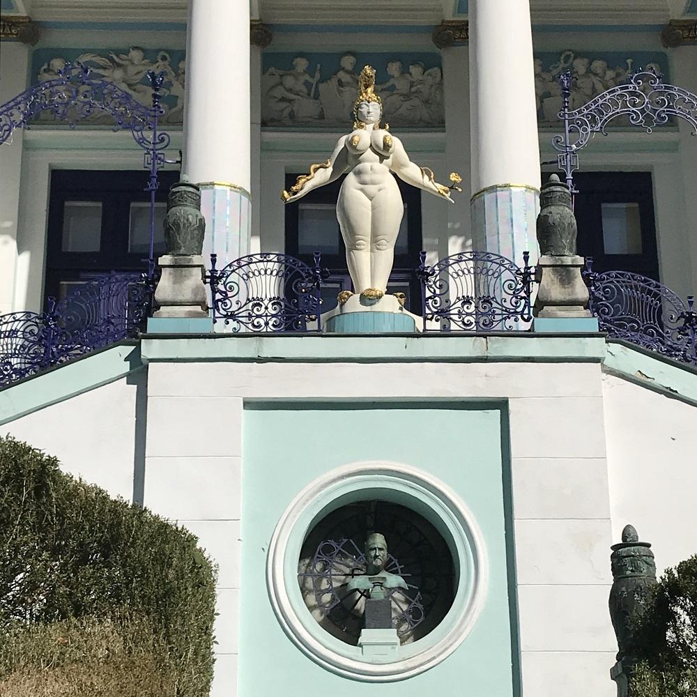 Villa Wagner I - Ernst Fuchs Museum