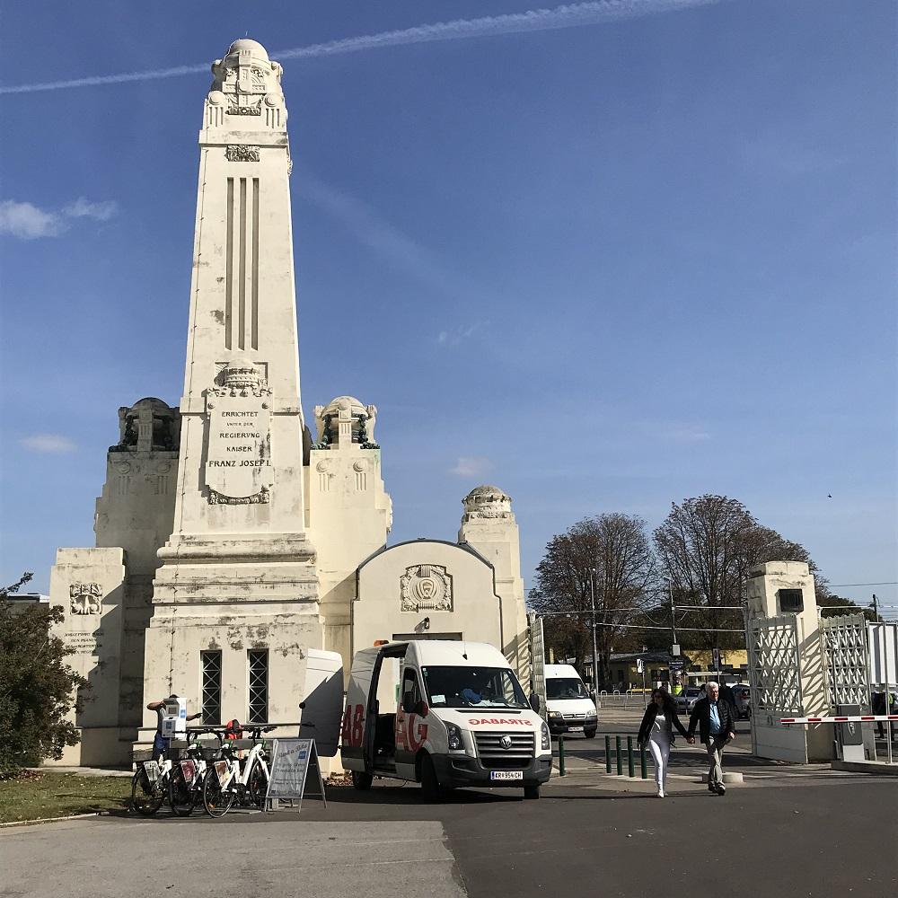 2. Tor Zentralfriedhof