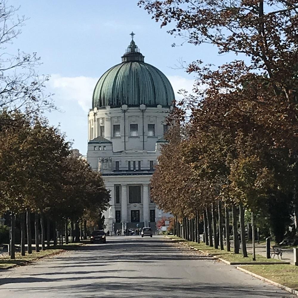 Luegerkirche im Zentralfriedhof