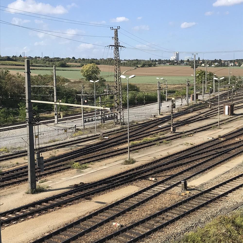 Brücke über die Ostbahn