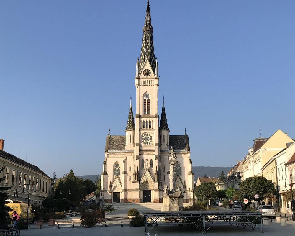 Herz-Jesu-Kirche Köszeg