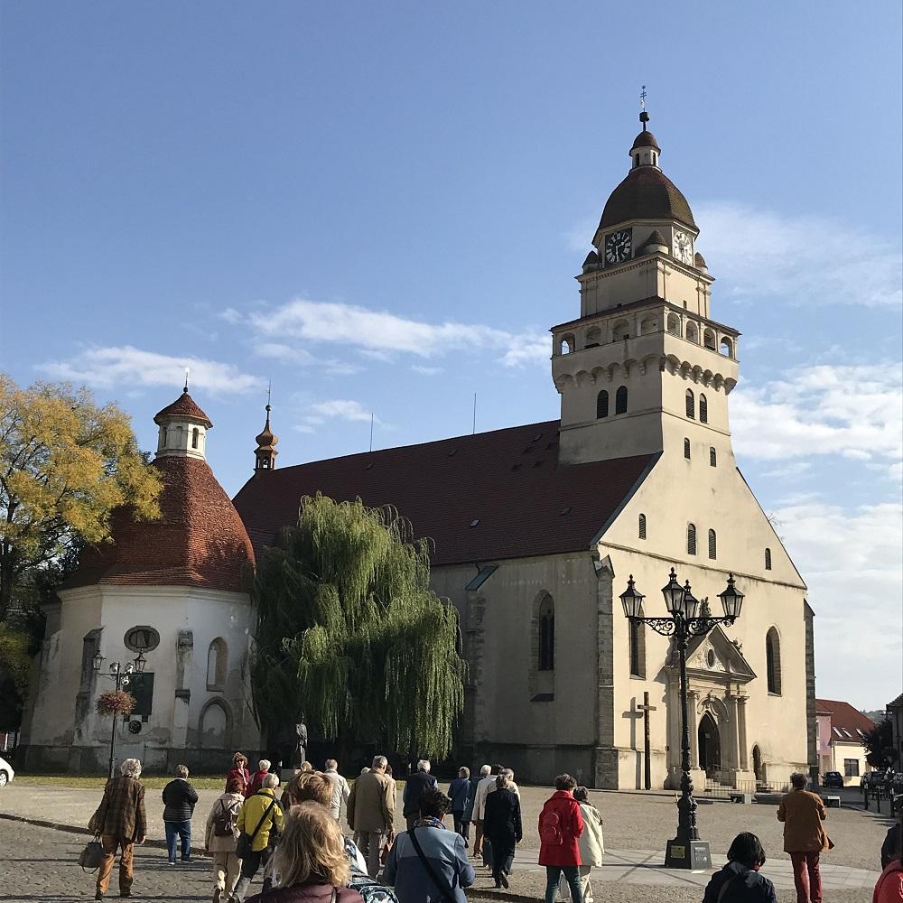 Pfarrkirche Skalica