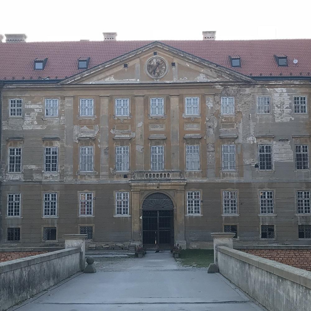 Schloss in Holic / Weißkirchen