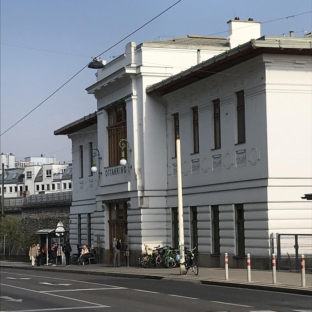 S-Bahn-Station Ottakring