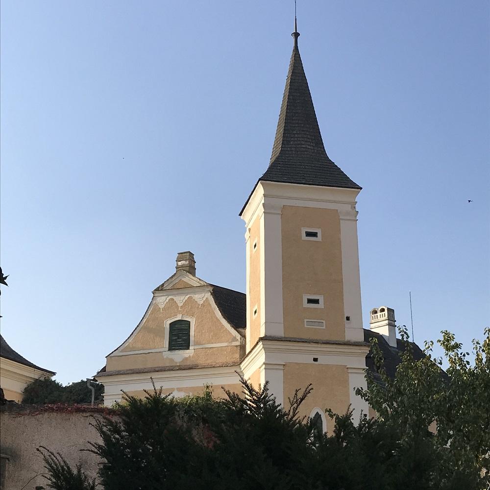 Pfarrkirche Mühlbach am Manhartsberg