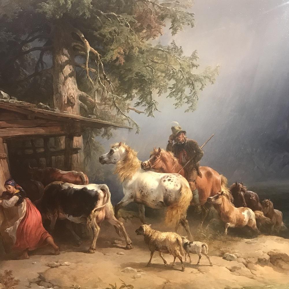 Der Weg ins Freie im Leopoldmuseum