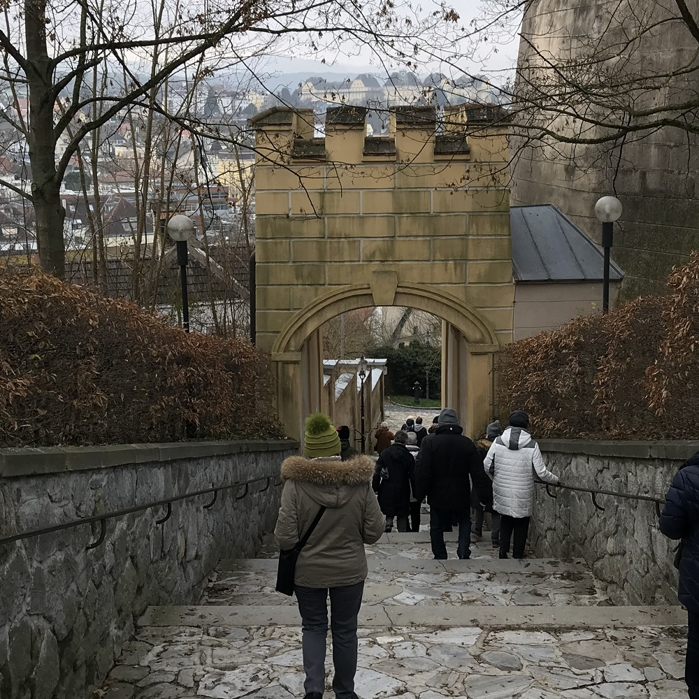 Kloster-Steig