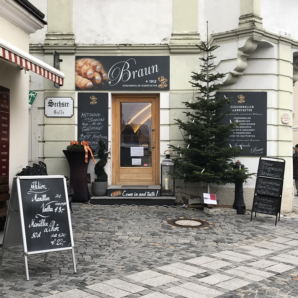 Schaumrollen-Manufaktor Braun