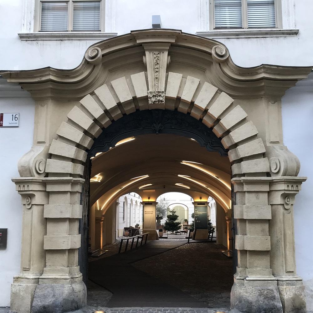 Museum für Geschichte im Palais Herberstein