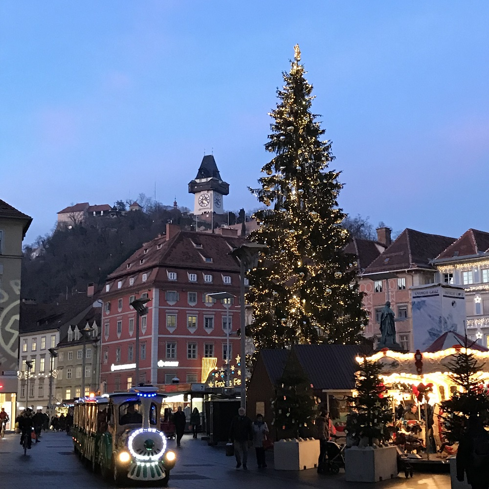 Advent am Grazer Hauptplatz