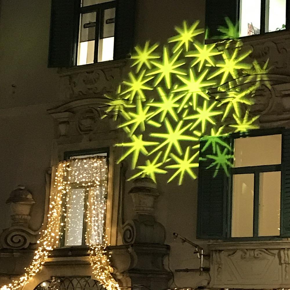 Lichtdesign am Färberplatz