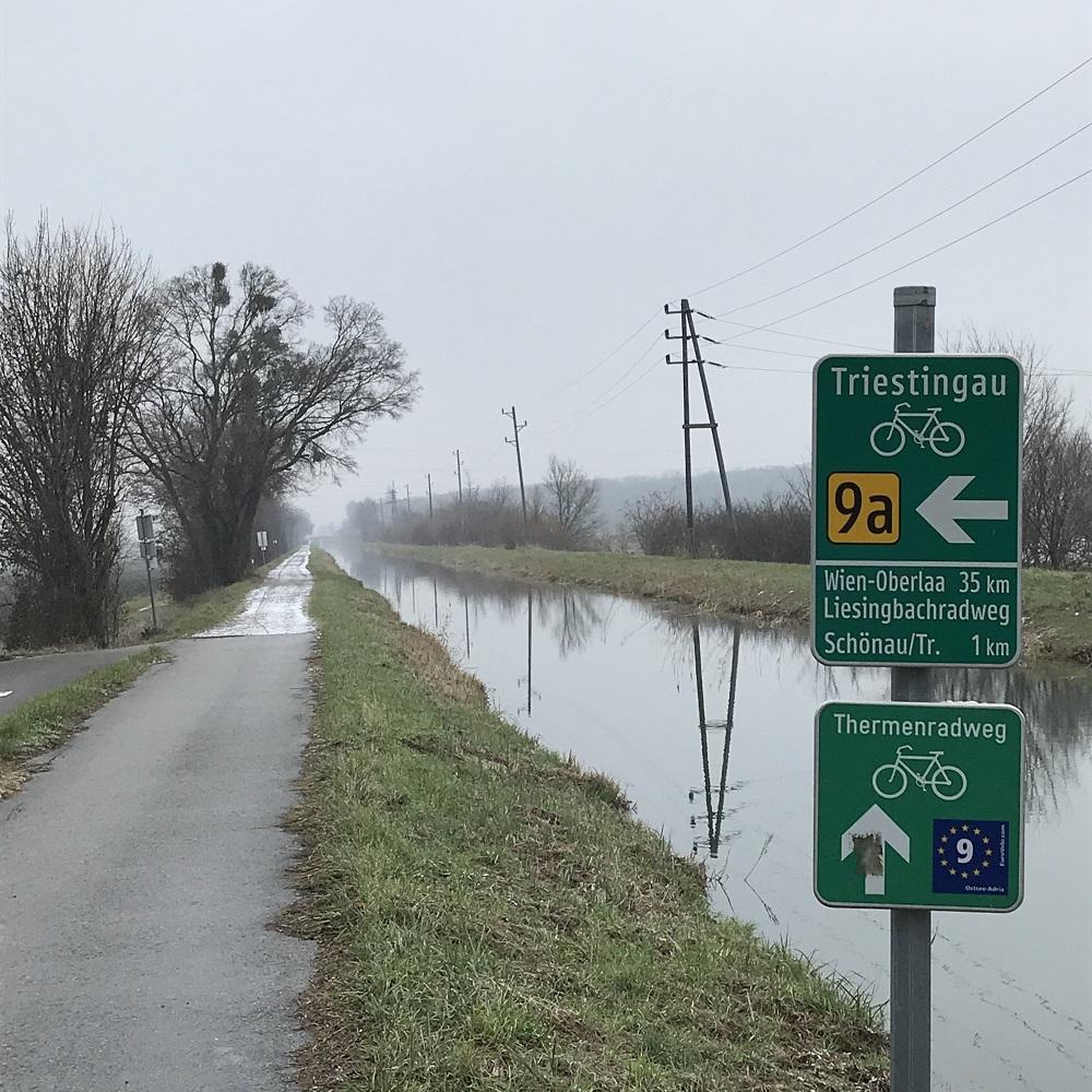 Radweg Triestingau