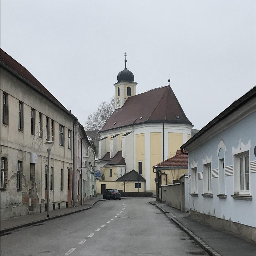 Kirche Schönau