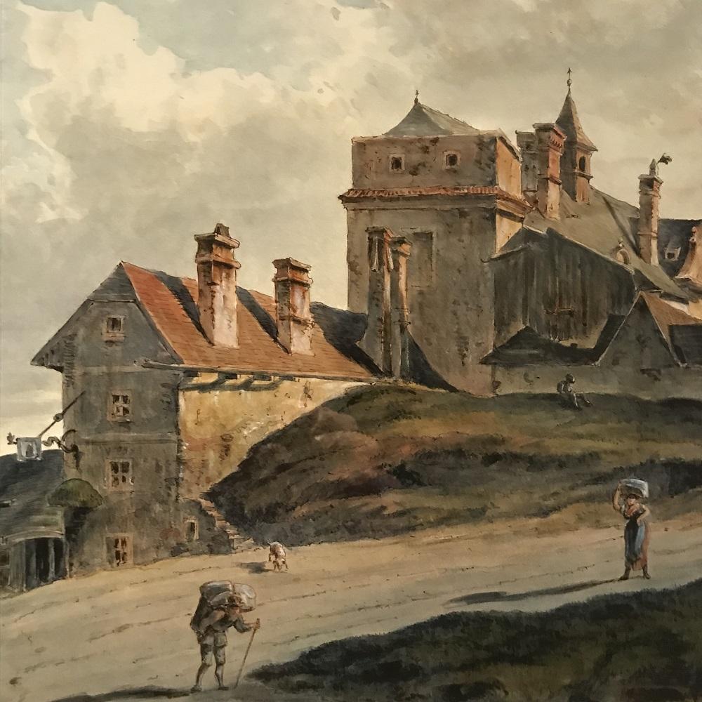 Gumpendorf um 1800 (c) Wien Museum