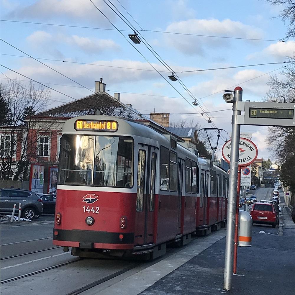 Straßenbahn Linie 60
