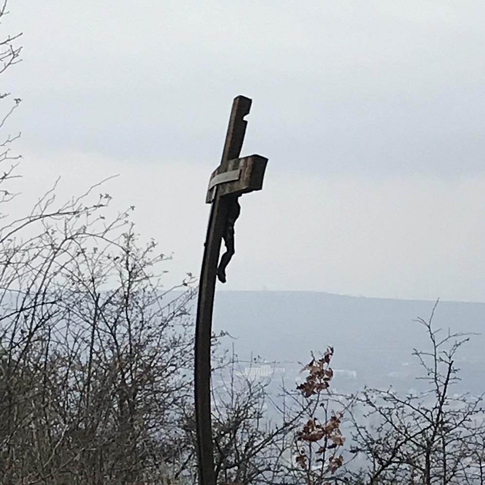 Daubenkreuz am Heiligenstein