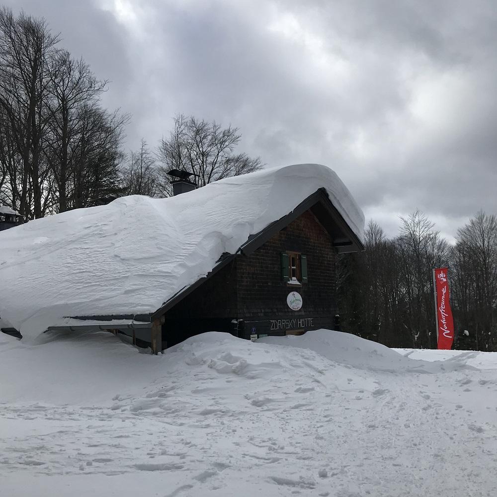 Zdarskyhütte