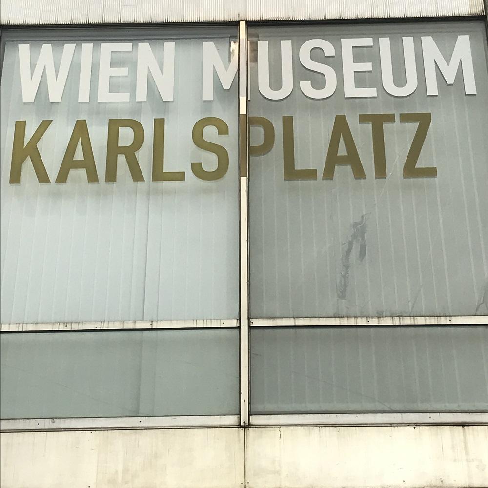 Wien Museum geschlossen ab 4. Febraur 2019