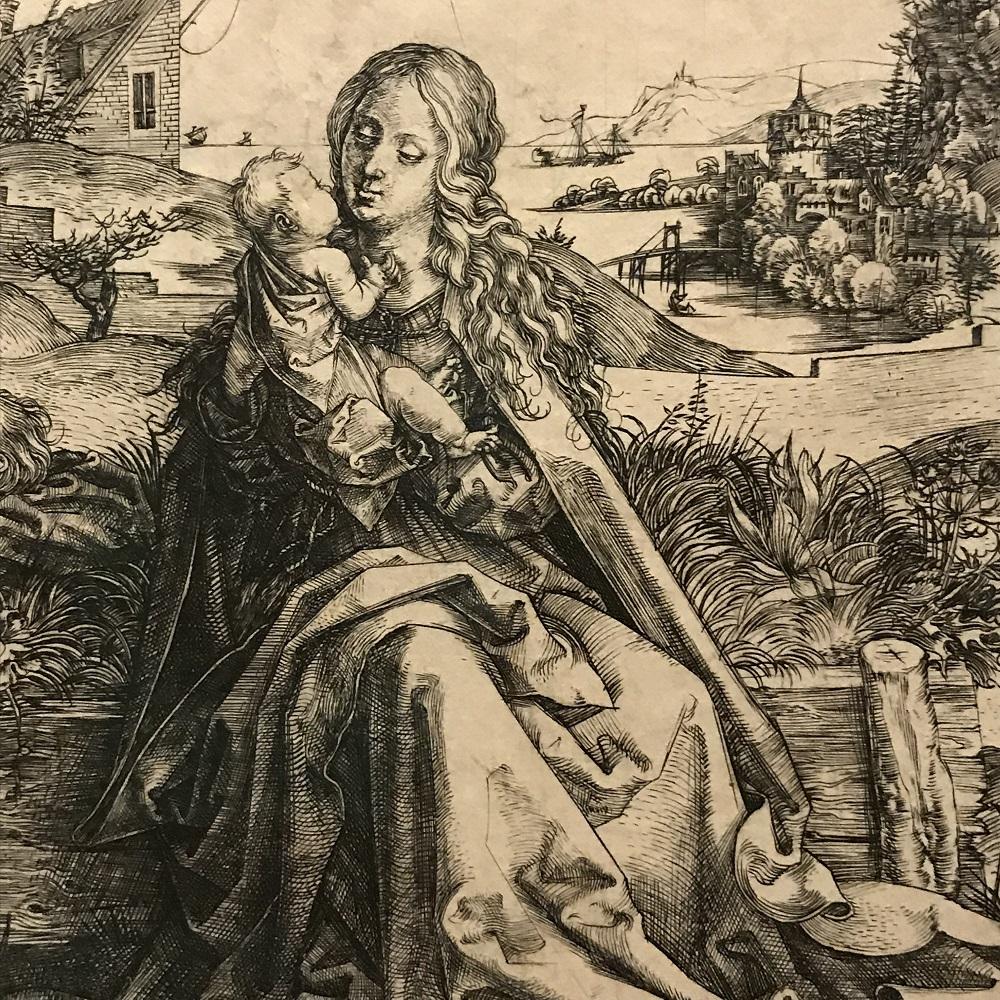 Kupferstich von Albrecht Dürer
