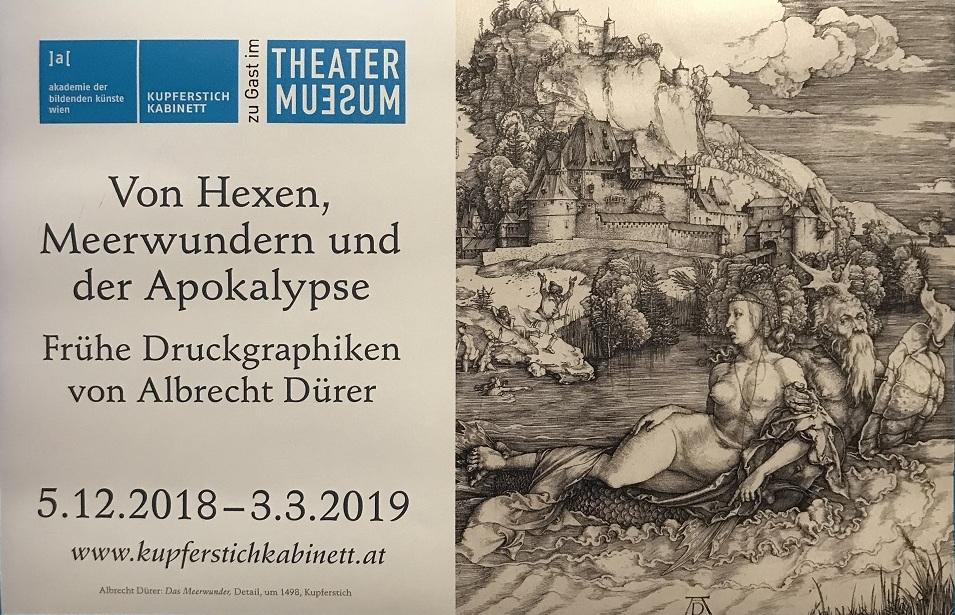Albrecht Dürer im Theatermuseum