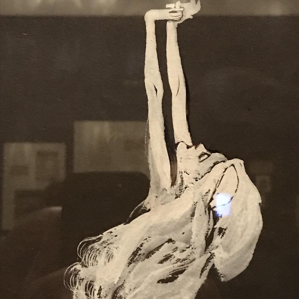 Die Tänzerin Isodora Duncan