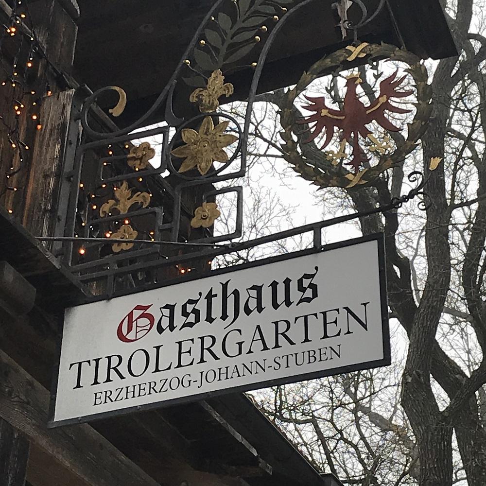 Gasthaus Tirolergarten (Einkehrmöglichkeit)