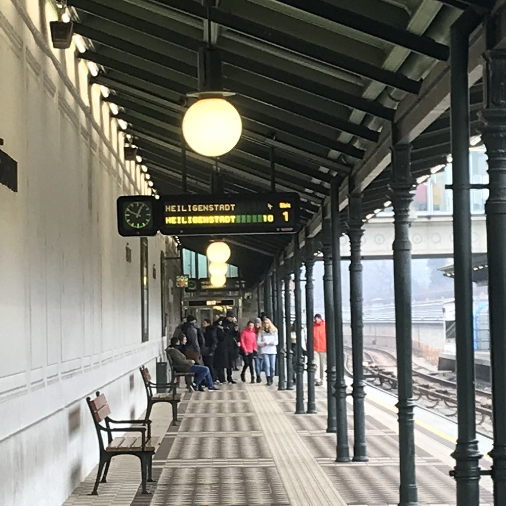 U4-Station Schönbrunn