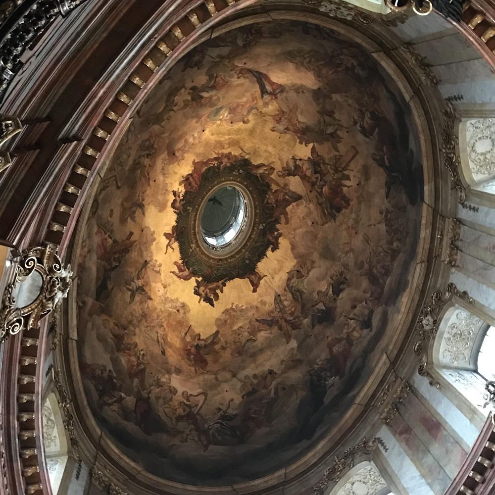 Kuppel Peterskirche