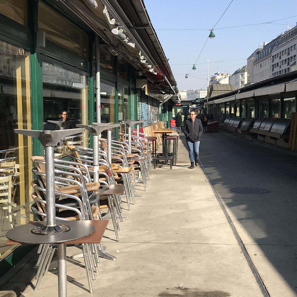 Naschmarkt am Sonntag