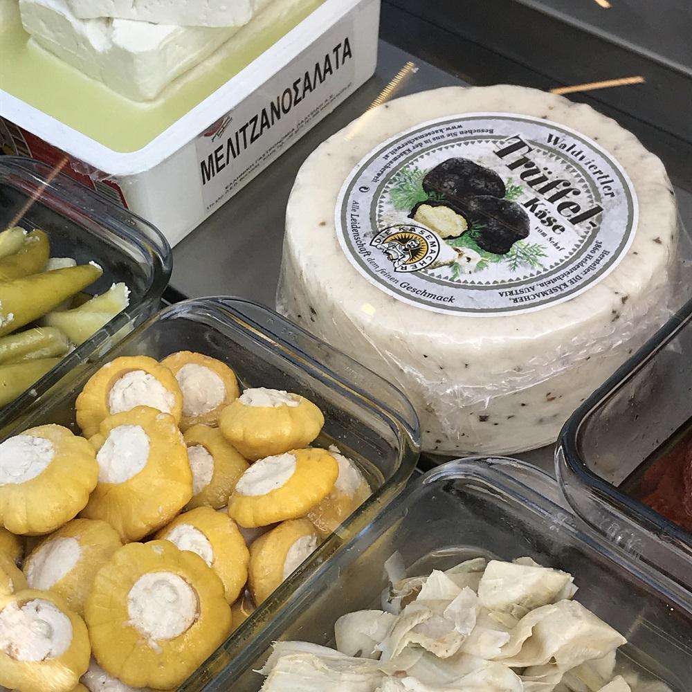 Käse aus dem Waldviertel