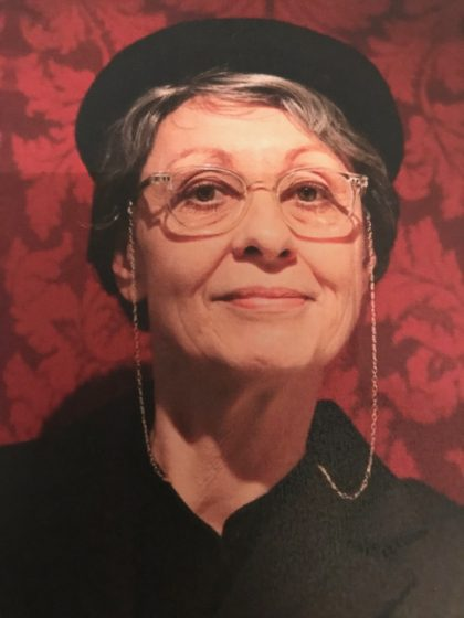 Elisabeth-Joe Harriet als Zita
