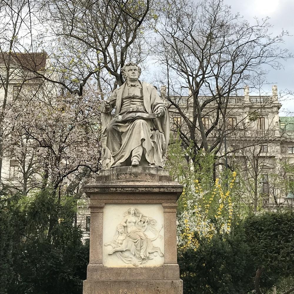 Franz-Schubert-Denkmal
