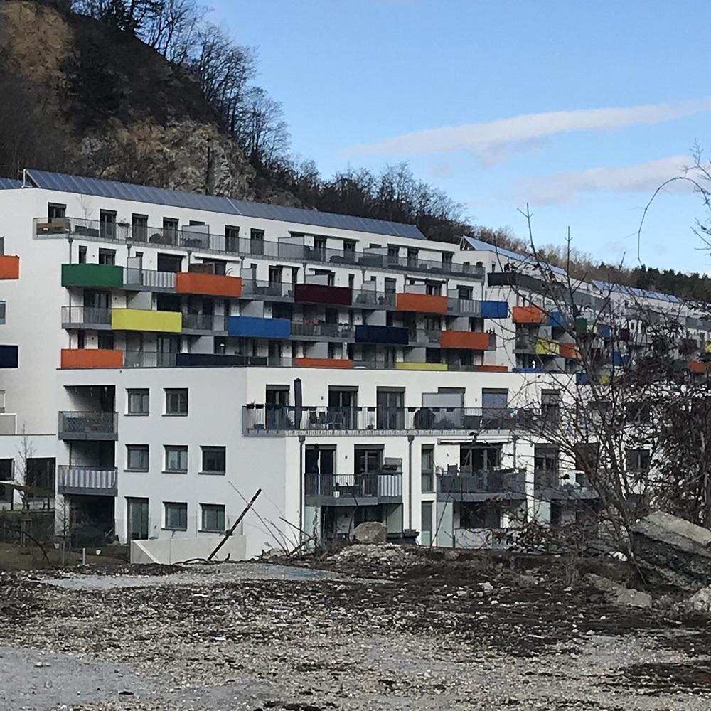 """Wohnhausanlage """"Waldmühle Rodaun"""" kurz vor Kaltenleutgeben"""