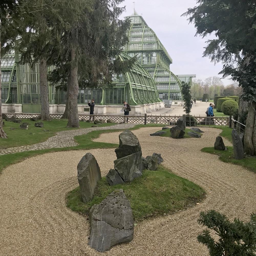 Japanischer Garten und Palmenhaus
