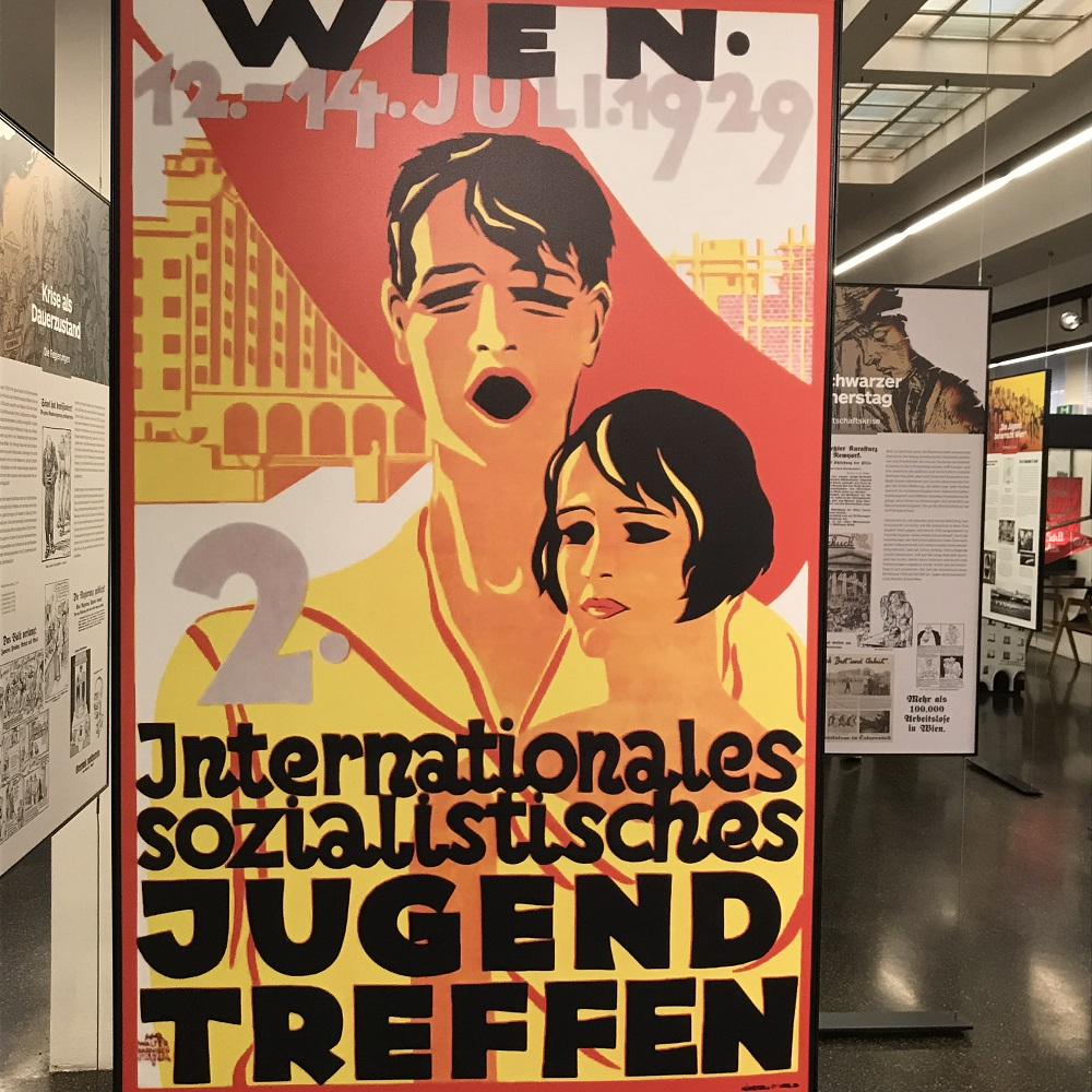 Internationales sozialistisches Jugendtreffen 1929