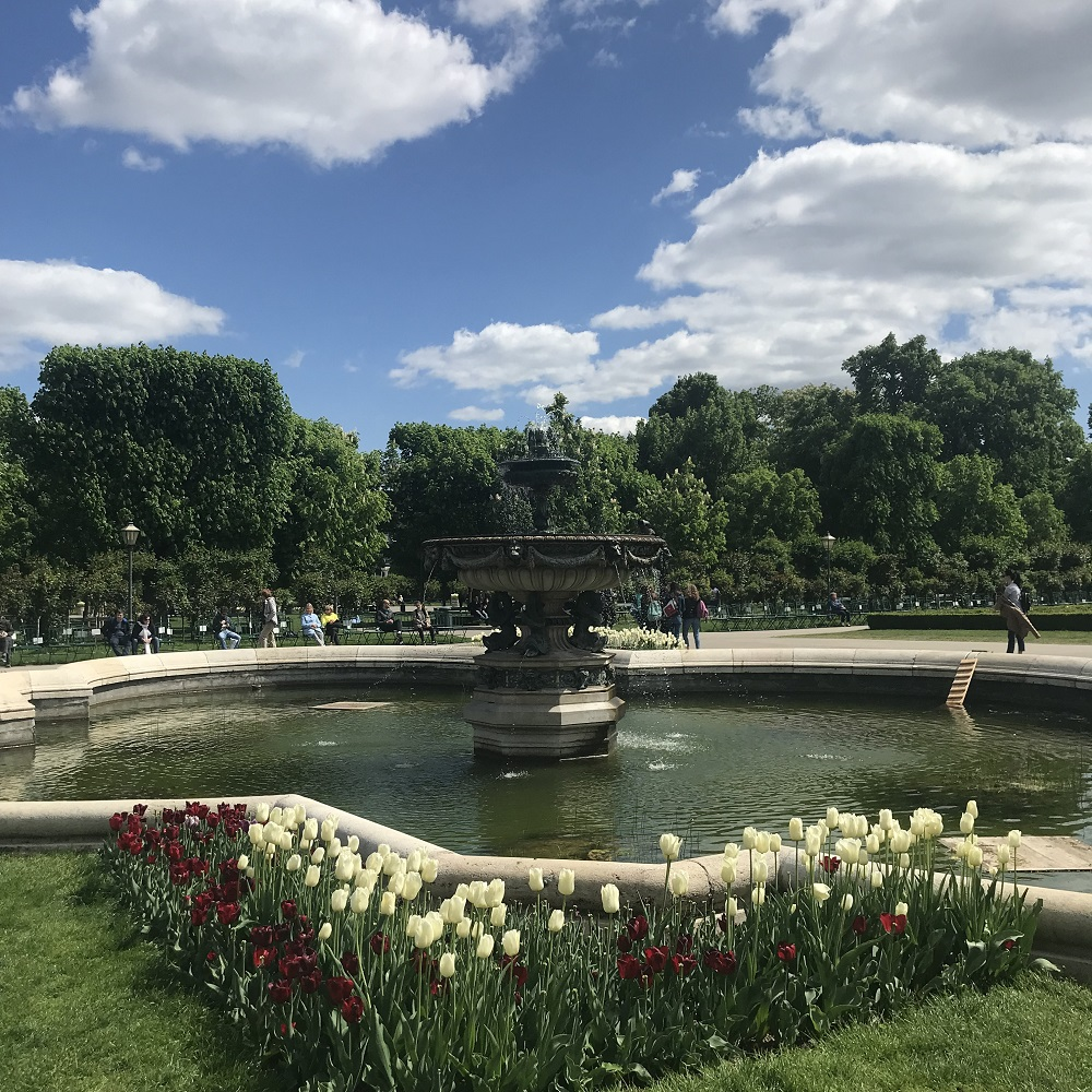 Volksgarten-Brunnen