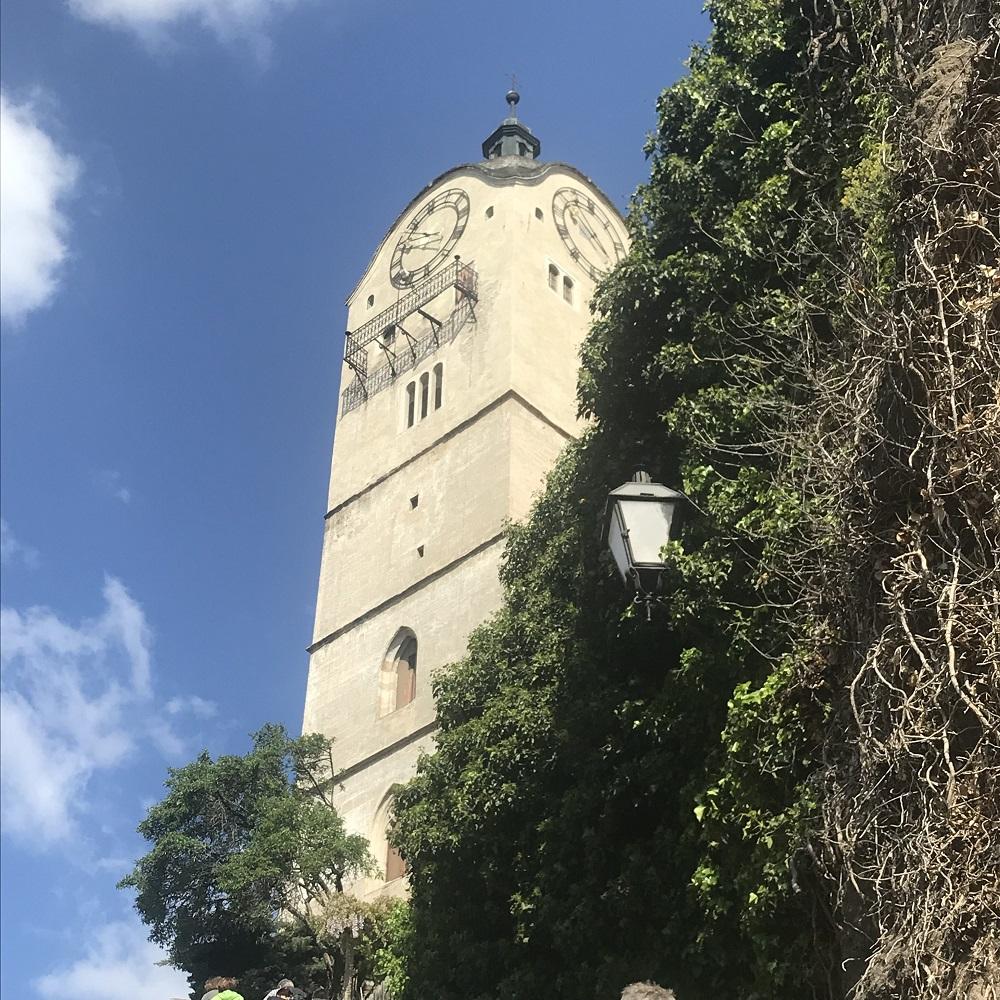 Frauenbergkirche in Stein an der Donau