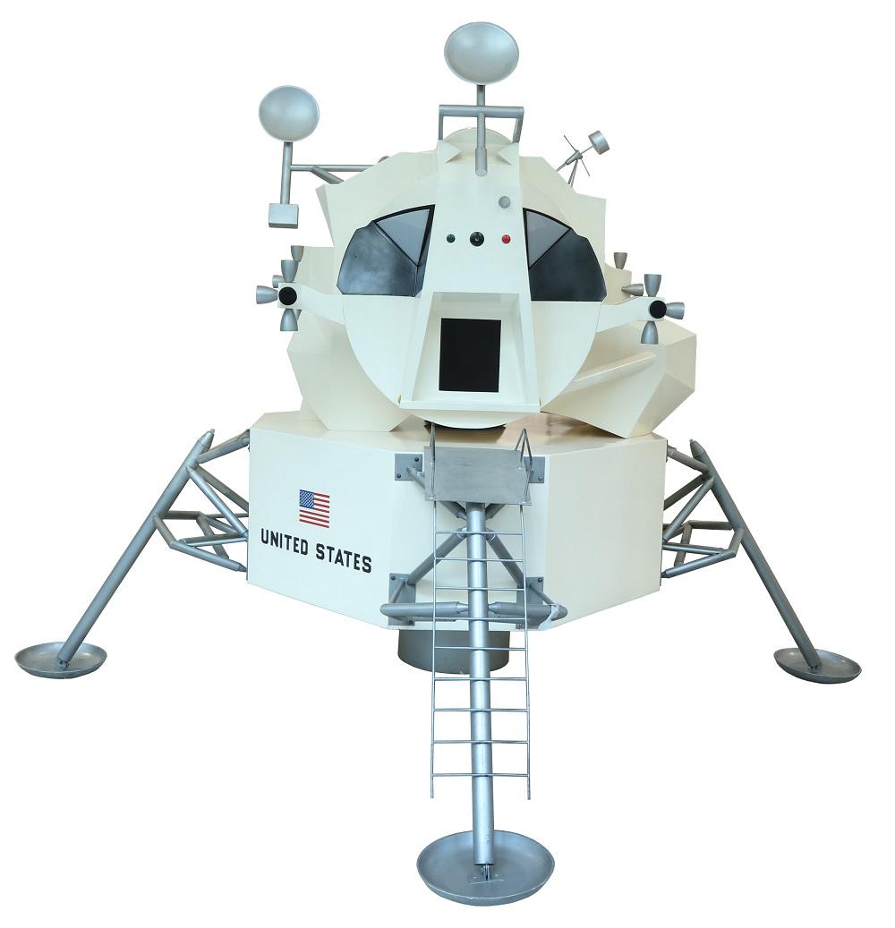 Modell Lunar Lander C Technisches Museum Wien_v2