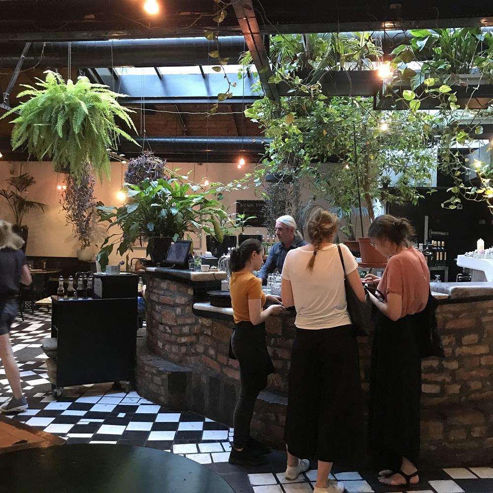 KUNST HAUS Cafe