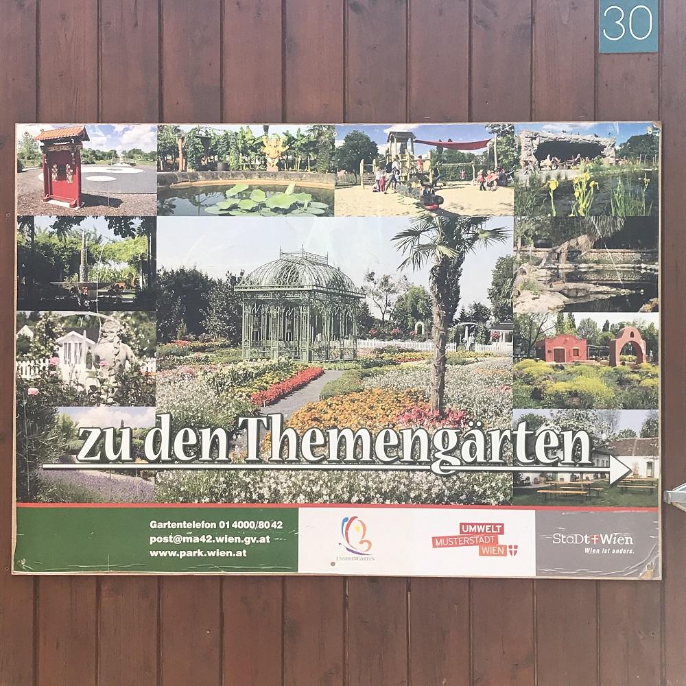 Themengärten Hirschstetten