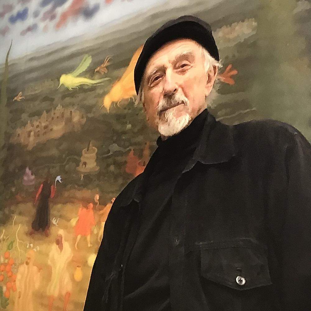 Arik Brauer. Alle meine Künste