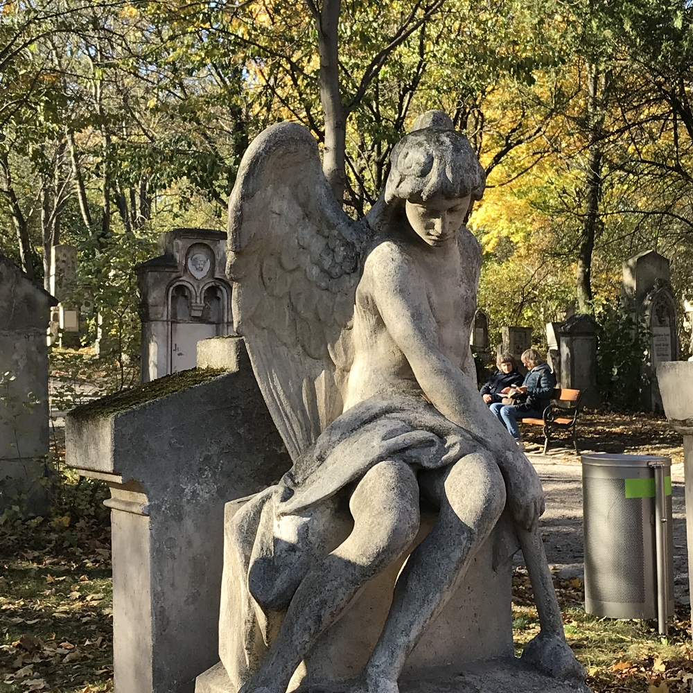 Biedermeierfriedhof St. Marx