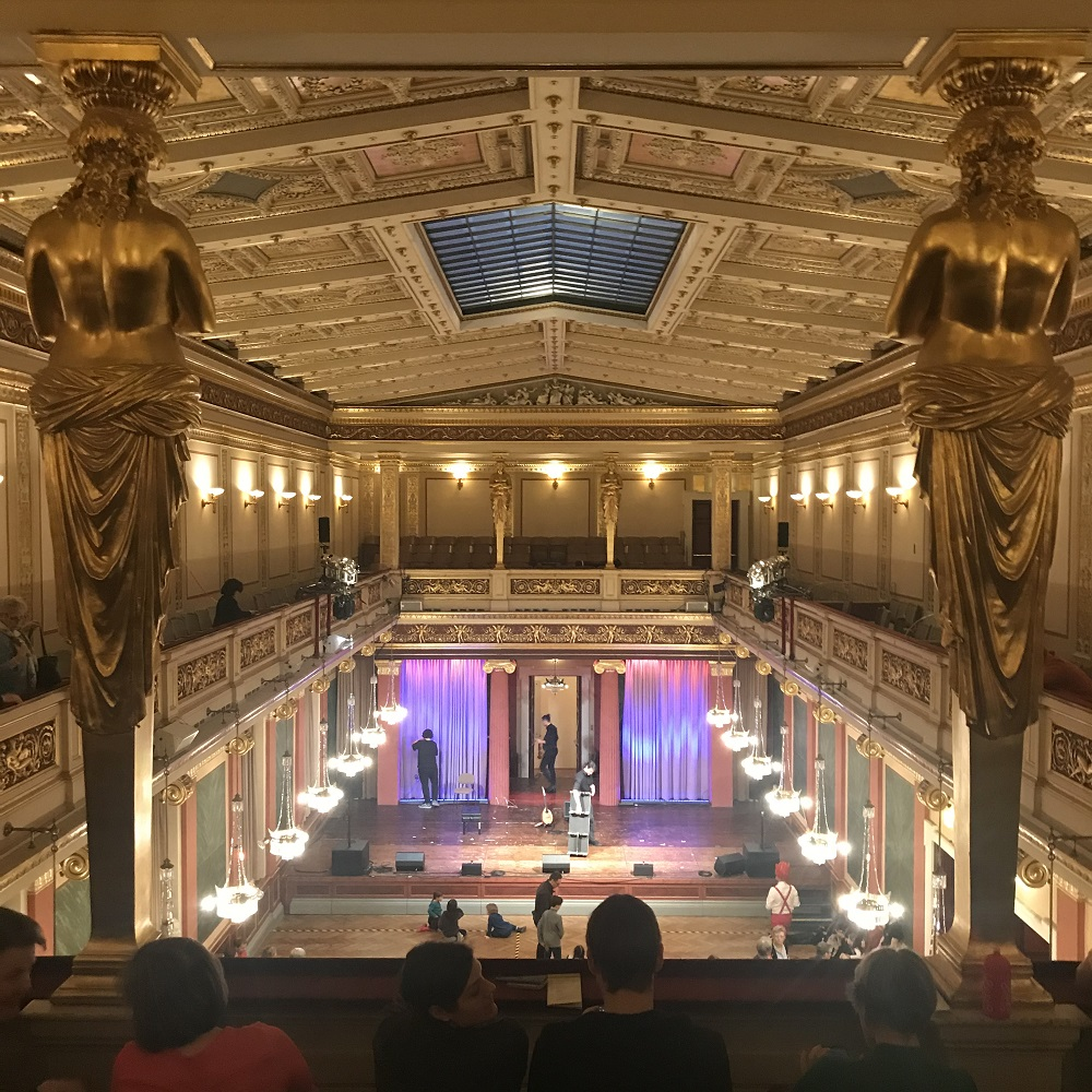 Musikverein Brahms-Saal
